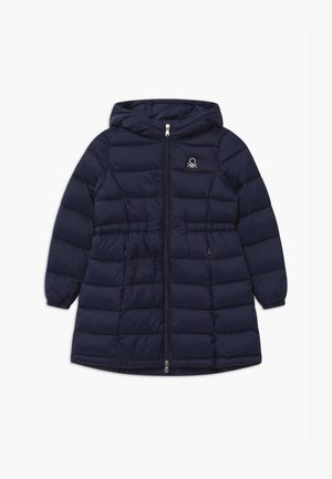 BASIC GIRL - Winter coat - dark blue