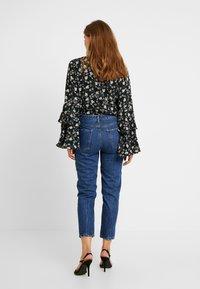 Even&Odd - Jeans baggy - dark blue denim - 2