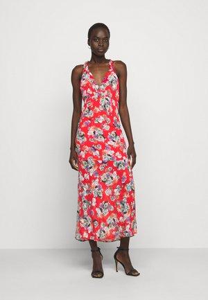 LARLEY - Maxi dress - multico red