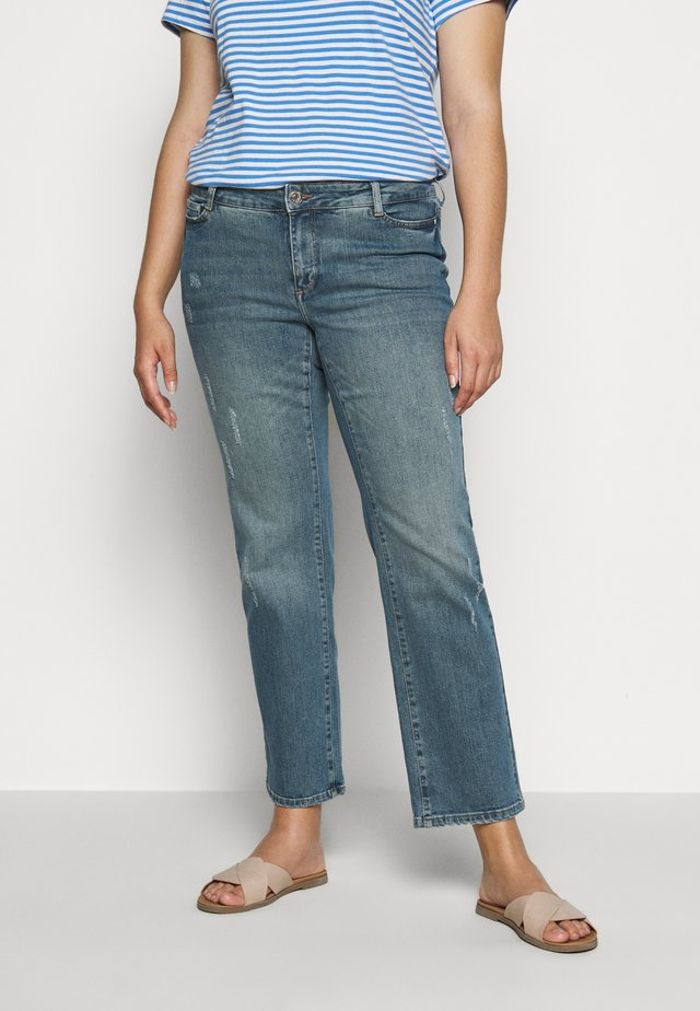 JRTENALIZE - Jeans Straight Leg - light blue denim