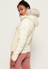 Superdry - Light jacket - off-white - 1