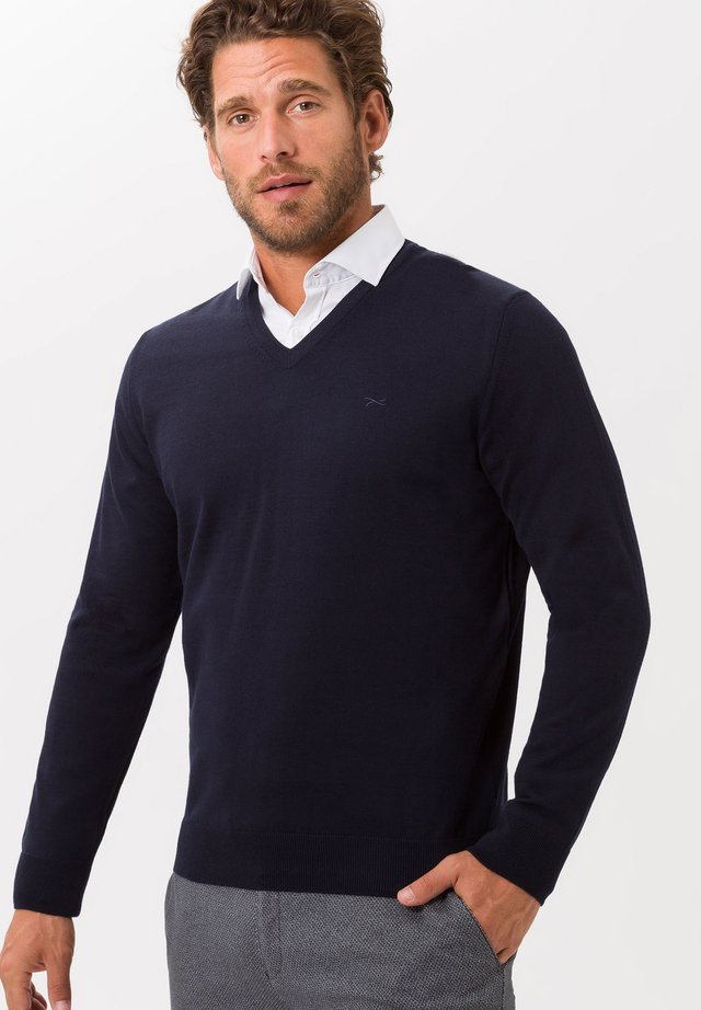STYLE VICO - Pullover - navy