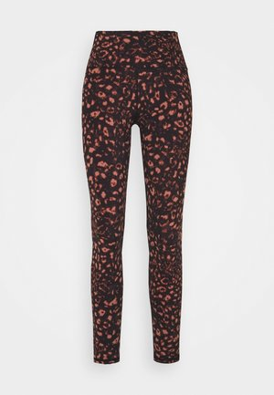 LUNA LEGGING  - Tights - red