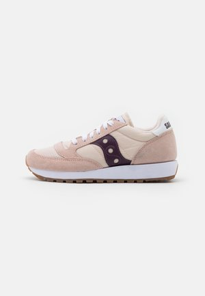 JAZZ VINTAGE - Sneakers laag - light pink/wine