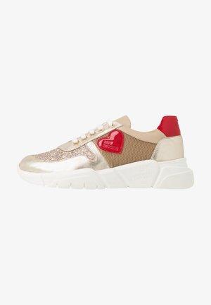 Zapatillas - beige/platinum