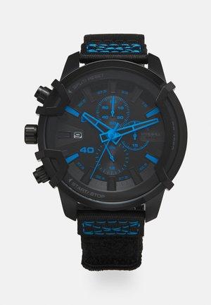 GRIFFED - Kronografklockor - black