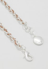 SNÖ of Sweden - SPIKE SMALL BRACE - Bracelet - silver-coloured/roségold - 3