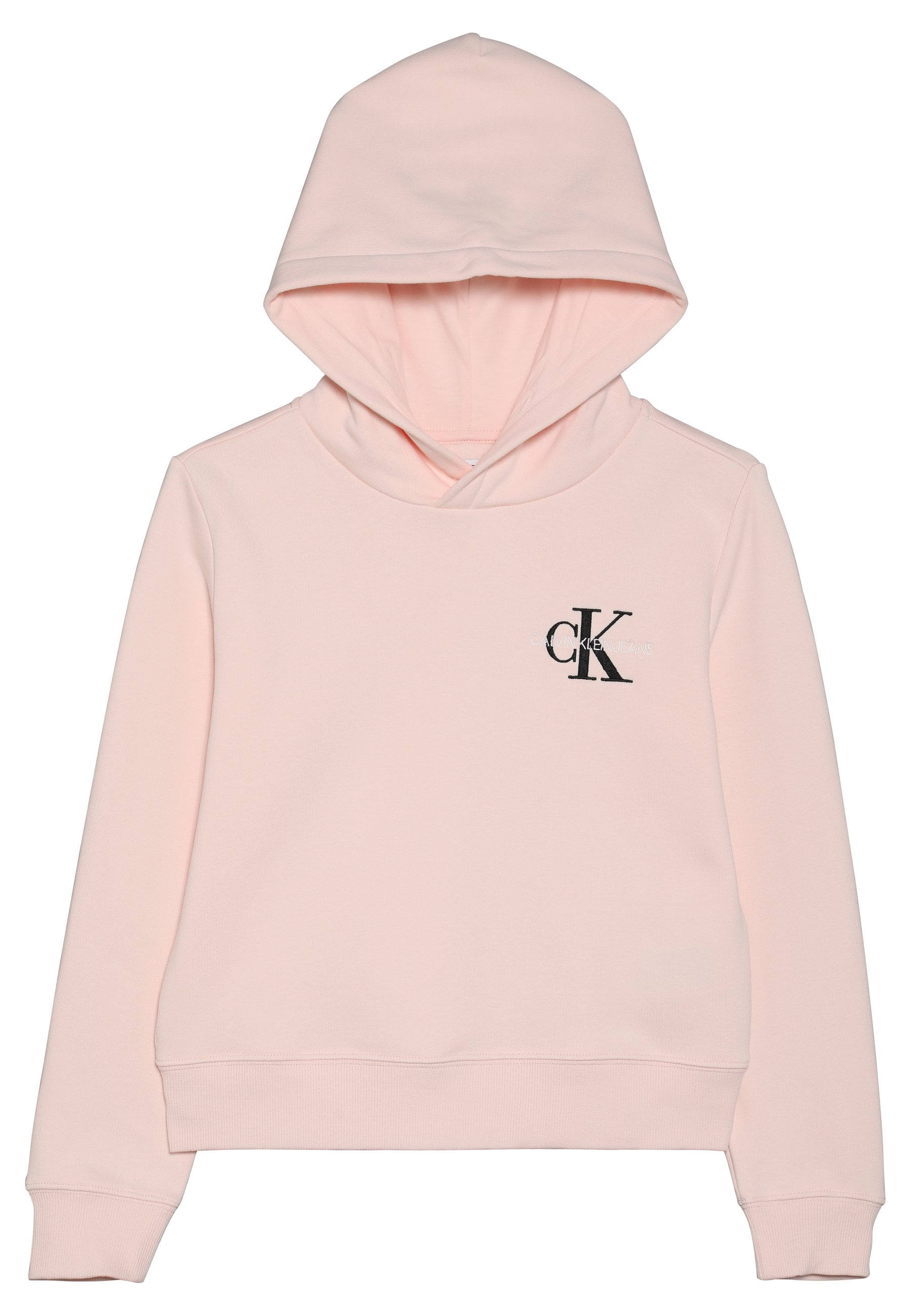 SMALL MONOGRAM BOXY HOODIE Sweat à capuche pink