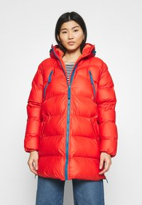 Hunter ORIGINAL - WOMENS ORIGINAL PUFFER JACKET - Winter coat - siren - 0