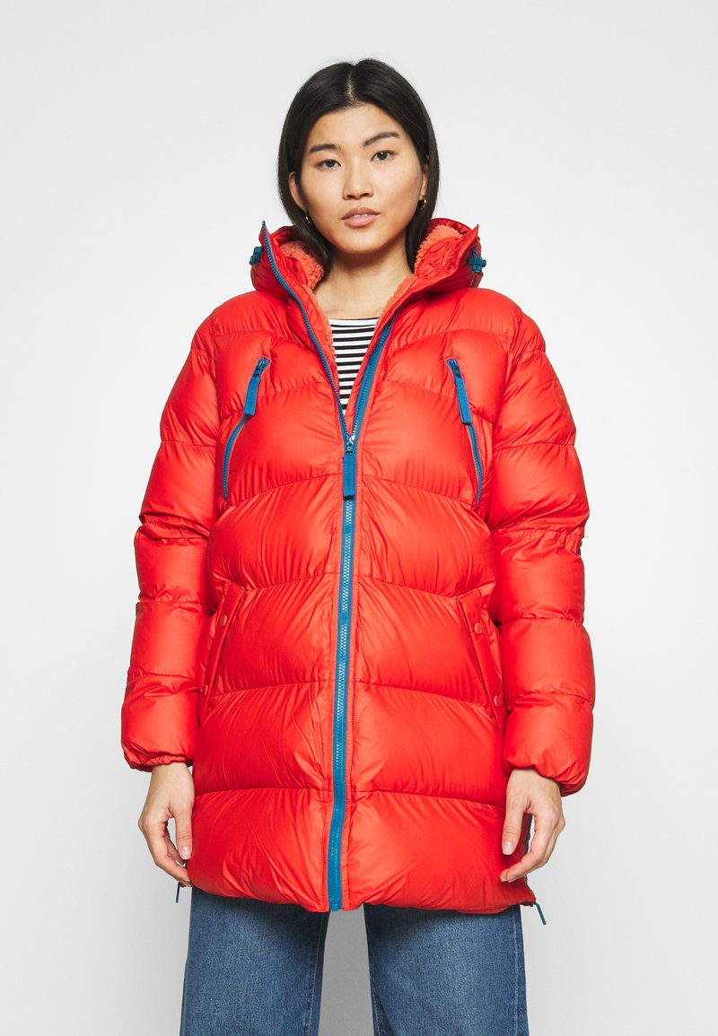Hunter ORIGINAL - WOMENS ORIGINAL PUFFER JACKET - Winter coat - siren