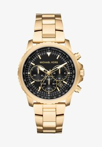 Michael Kors - THEROUX - Chronograph watch - gold-coloured - 1