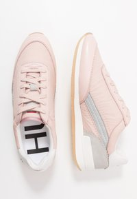 HUGO - AMY LACE UP - Sneakers - pastel pink - 3