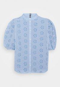 Pieces - PCTILLIE - Button-down blouse - vista blue - 0