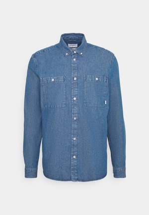 PIKAN  - Camicia - blue