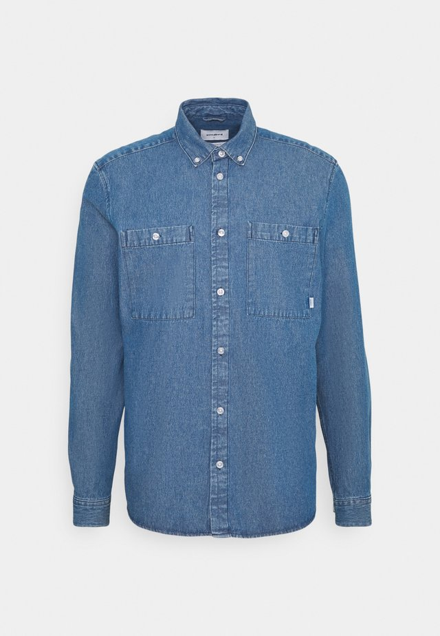PIKAN  - Košile - blue