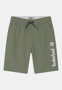 Timberland - Swimming shorts - green - 0