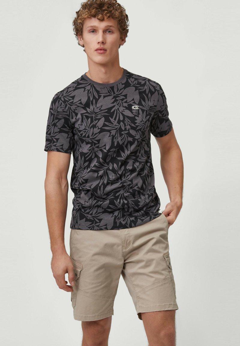 O'Neill - T-shirt print - grey
