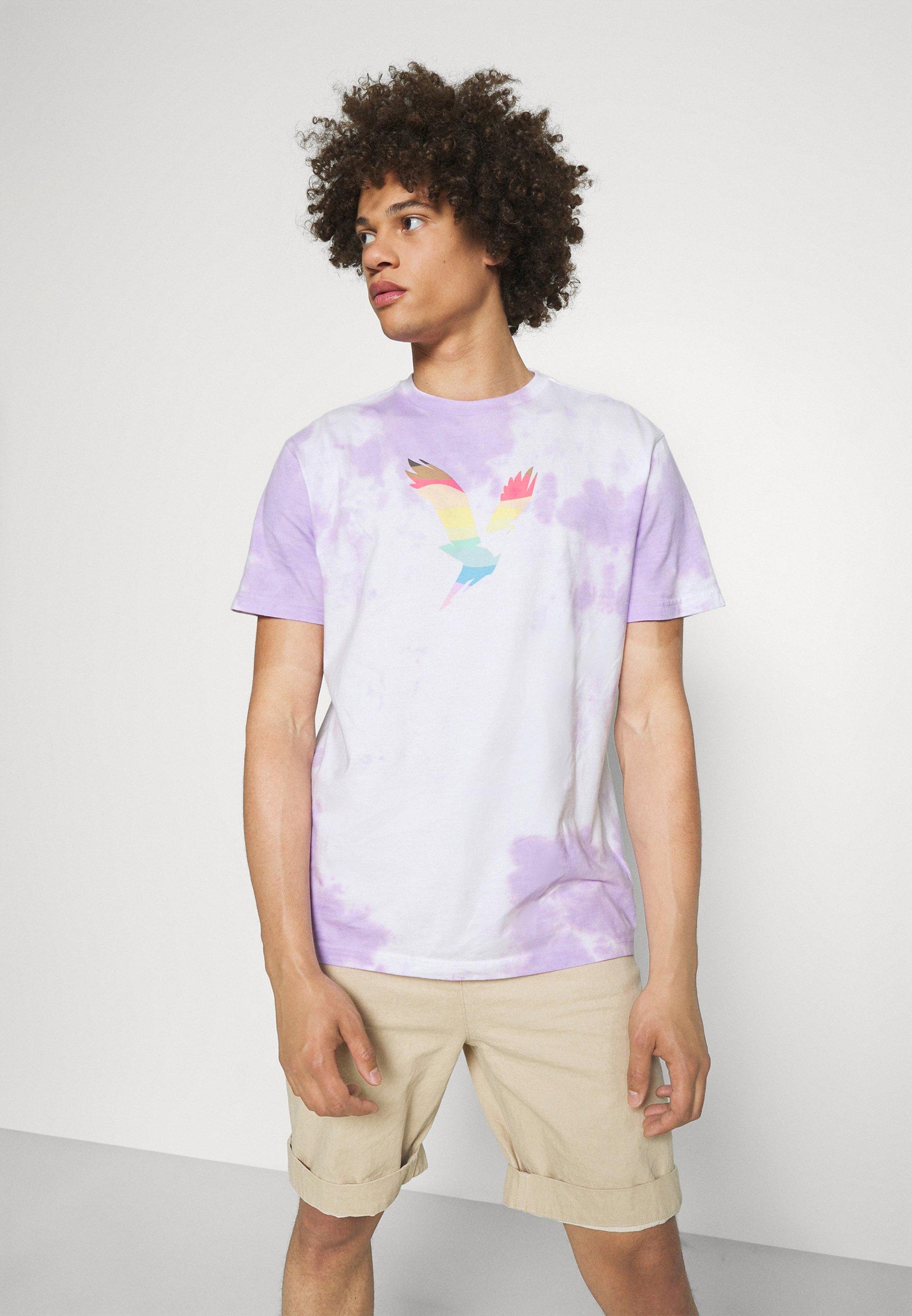 Men PRIDE TIE DYE - Print T-shirt