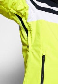 J.LINDEBERG - FRANKLIN  - Ski jacket - leaf yellow - 4