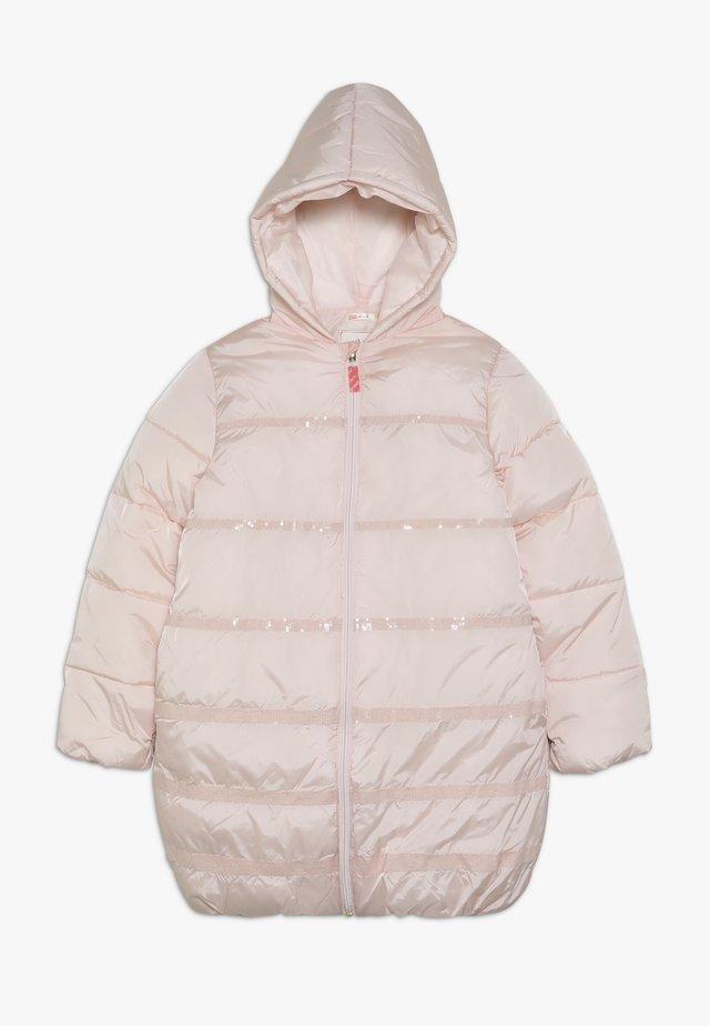 Cappotto invernale - rose