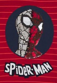Desigual - MARVEL SPIDER MAN - Langarmshirt - red - 3
