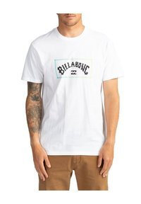Billabong - ARCH  - Print T-shirt - white - 0