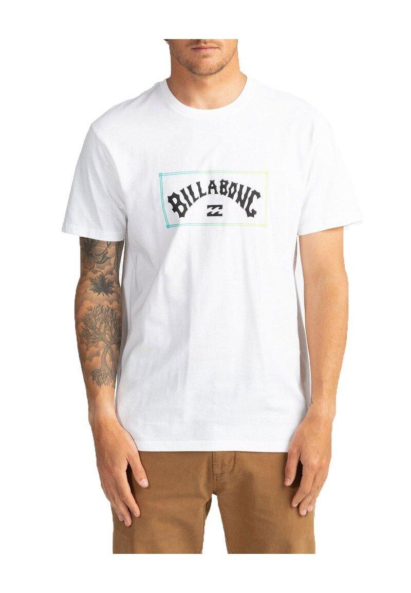 Billabong - ARCH  - Print T-shirt - white