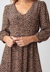 Indiska - ZUDORA - Shirt dress - beige - 5