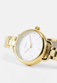 Timex - Watch - gold-coloured - 3