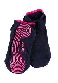 FALKE - RELAX PADS - Socks - dark navy (6370) - 3