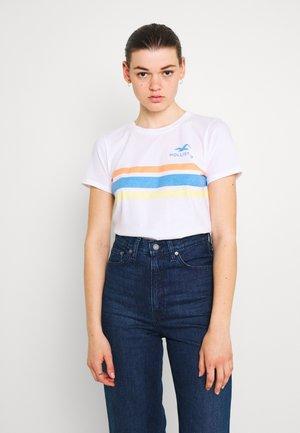 TEE - Camiseta estampada - white