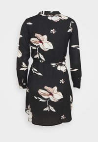 ONLY Petite - ONLCORY  - Tunic - black/florence - 1
