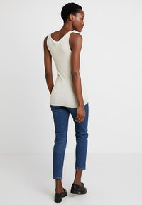GAP - TANK - Top - oatmeal heather - 2