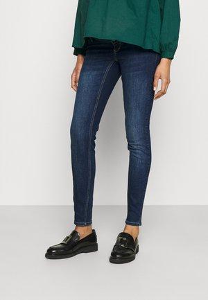 MLSAVANNA - Jeans Skinny Fit - dark blue denim