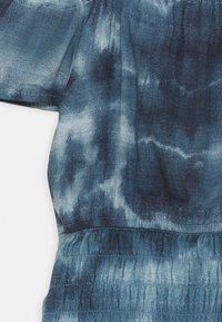Abercrombie & Fitch - SMOCKED WAIST - Top - blue - 2