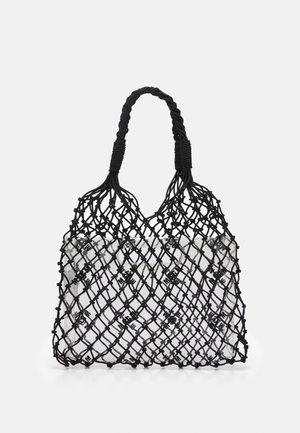 BORSA DONNA WOMAN`S BAG SET - Kabelka - black