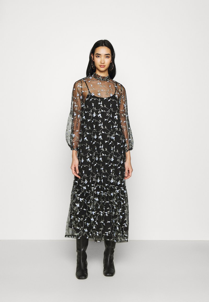 EDITED - NORINA DRESS - Maxi dress - mischfarben