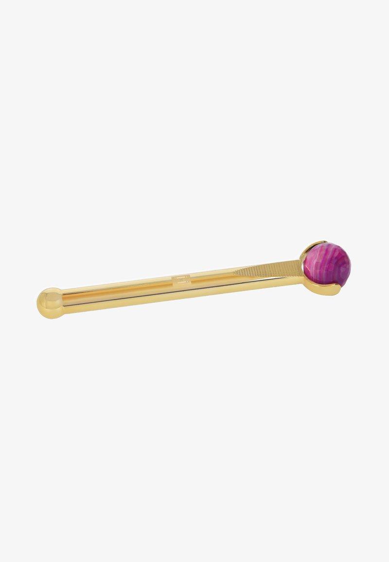 Haute Custom Beauty - PRECIOUS CONTOURING FACIAL MASSAGER - Skincare tool - pink agatha