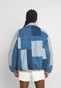 BDG Urban Outfitters - PATCHWORK BILLY JACKET - Denim jacket - denim - 2