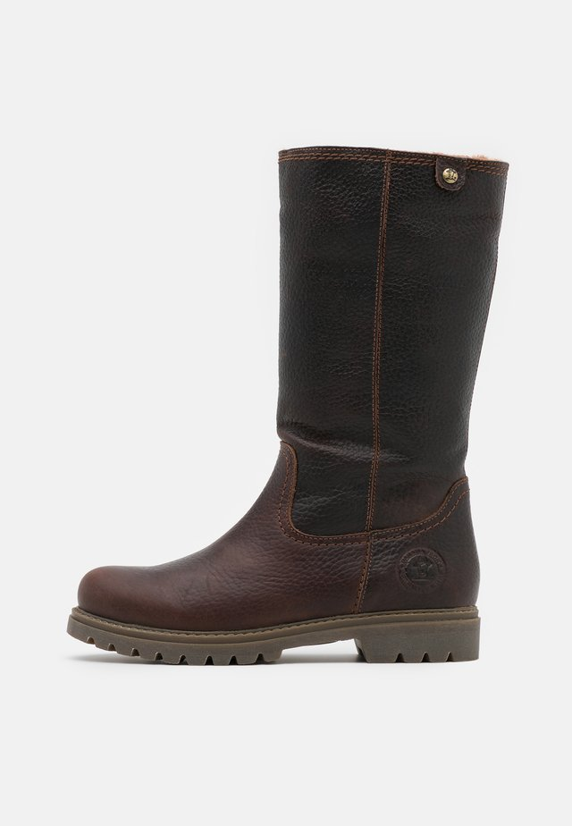 BAMBINA - Snowboots  - marron/brown