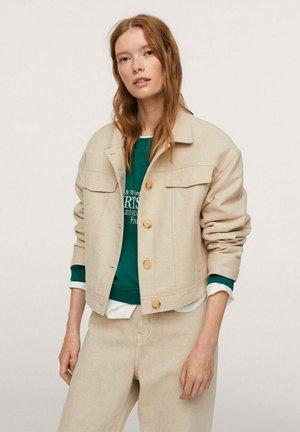 BLAU - Light jacket - middenbruin