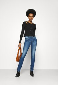 Pepe Jeans - ANNA - Jeans Skinny Fit - stone blue denim - 1