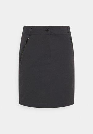 ALLEN SKORT - Sportovní sukně - black