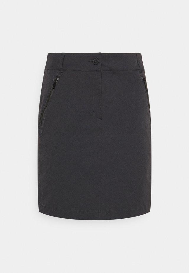 ALLEN SKORT - Sports skirt - black