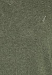 Bruun & Stengade - NEPTUNE - Jumper - army - 2