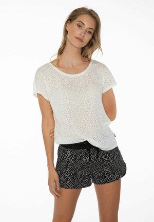 MEGAN - Print T-shirt - seashell