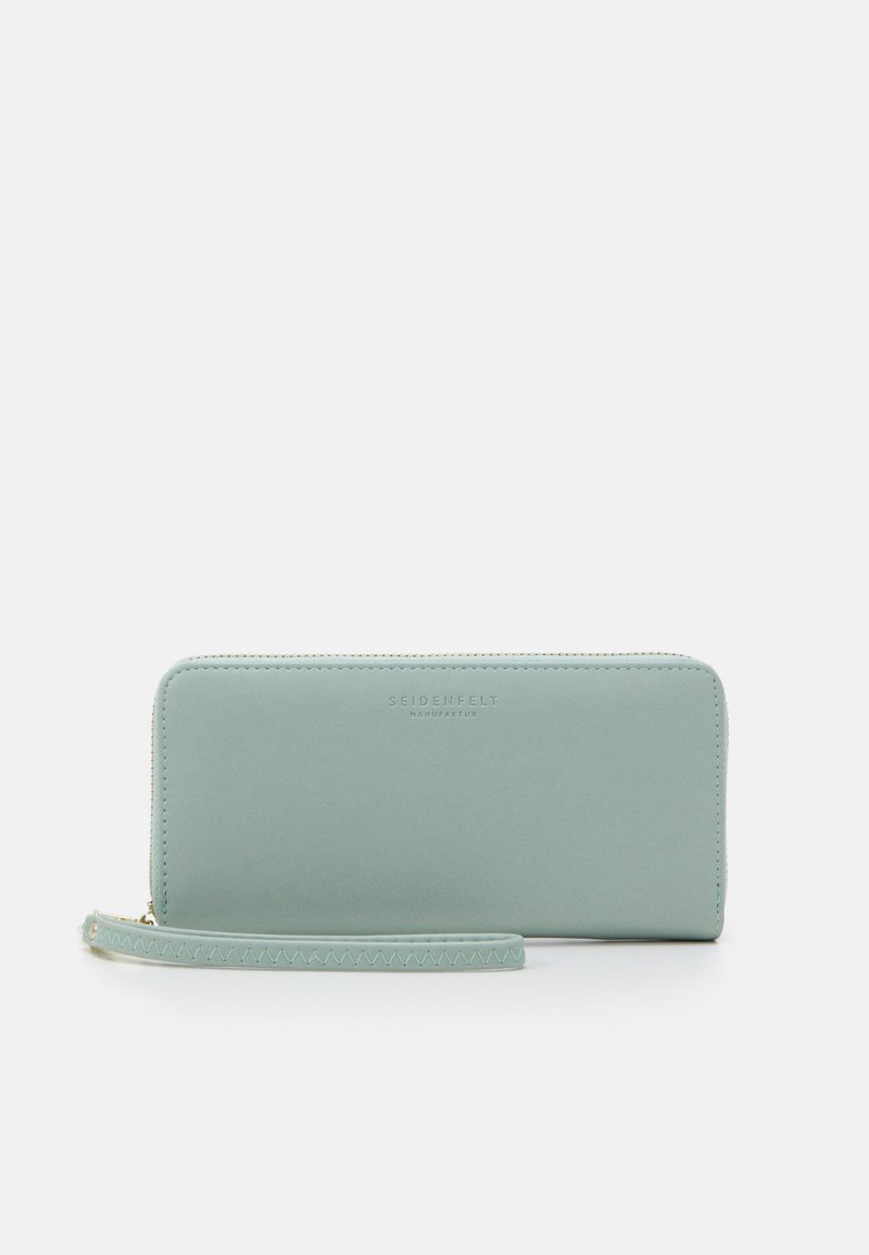 Seidenfelt - SMILLA - Wallet - mint