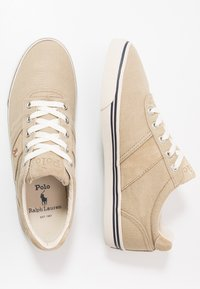 Polo Ralph Lauren - HANFORD - Sneakers - khaki - 1