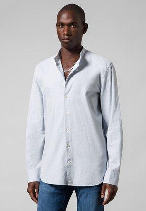 Overhemd - sky melange