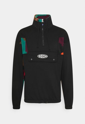 DULCE HIGH NECK UNISEX - Sudadera - black